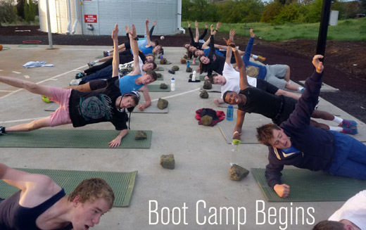 Term 4 Boot Camp Begins