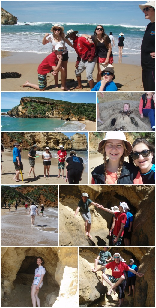 Rest Day at Childers Cove
