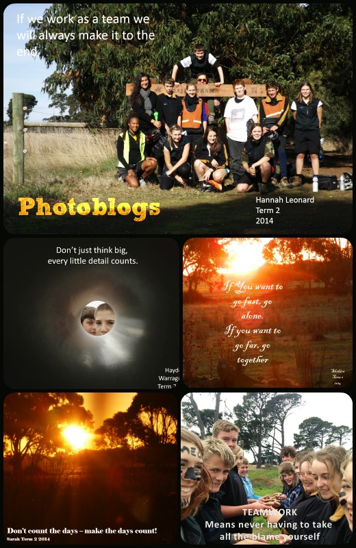 Student Photoblogs