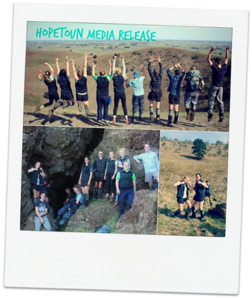 Term 2, 2016 - Hopetoun College Media Release